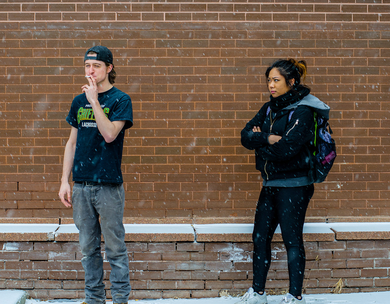 ban smoking on college campuses essay Tobacco-free campuses help student smokers quit with the recent spike in tobacco-free college campuses and smoking bans.