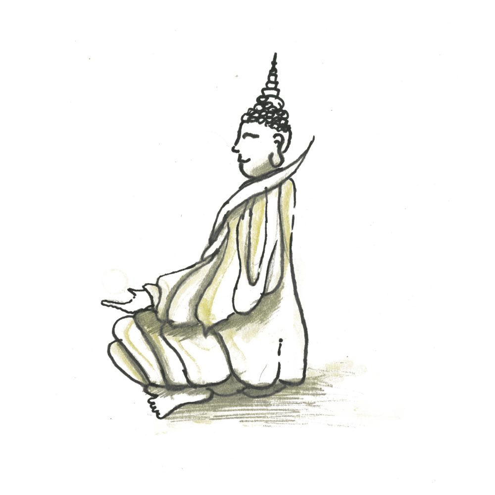The Path To Enlightenment A Personal Essay On Meditation  The  The Path To Enlightenment A Personal Essay On Meditation