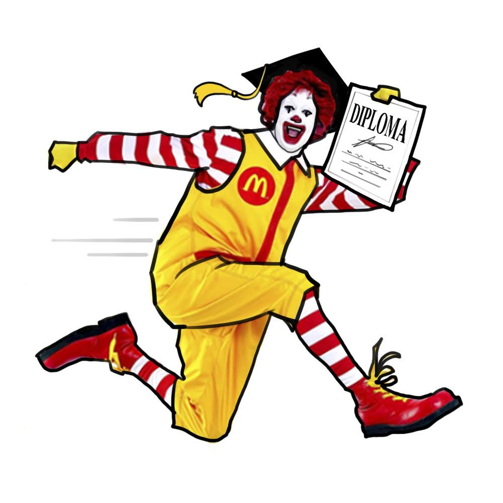Mcdonald S Training To Count As Credit Towards Business Degree The